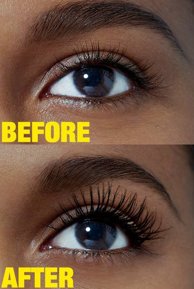 The Colossal Big Shot™ Washable Mascara