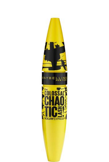 Volum' Express® The Colossal® Chaotic Lash™ Washable Mascara